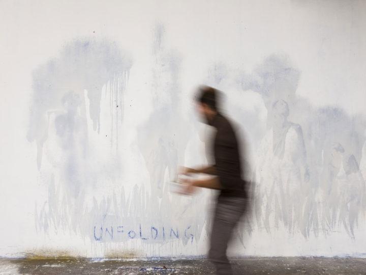 Matteo Montani Unfolding