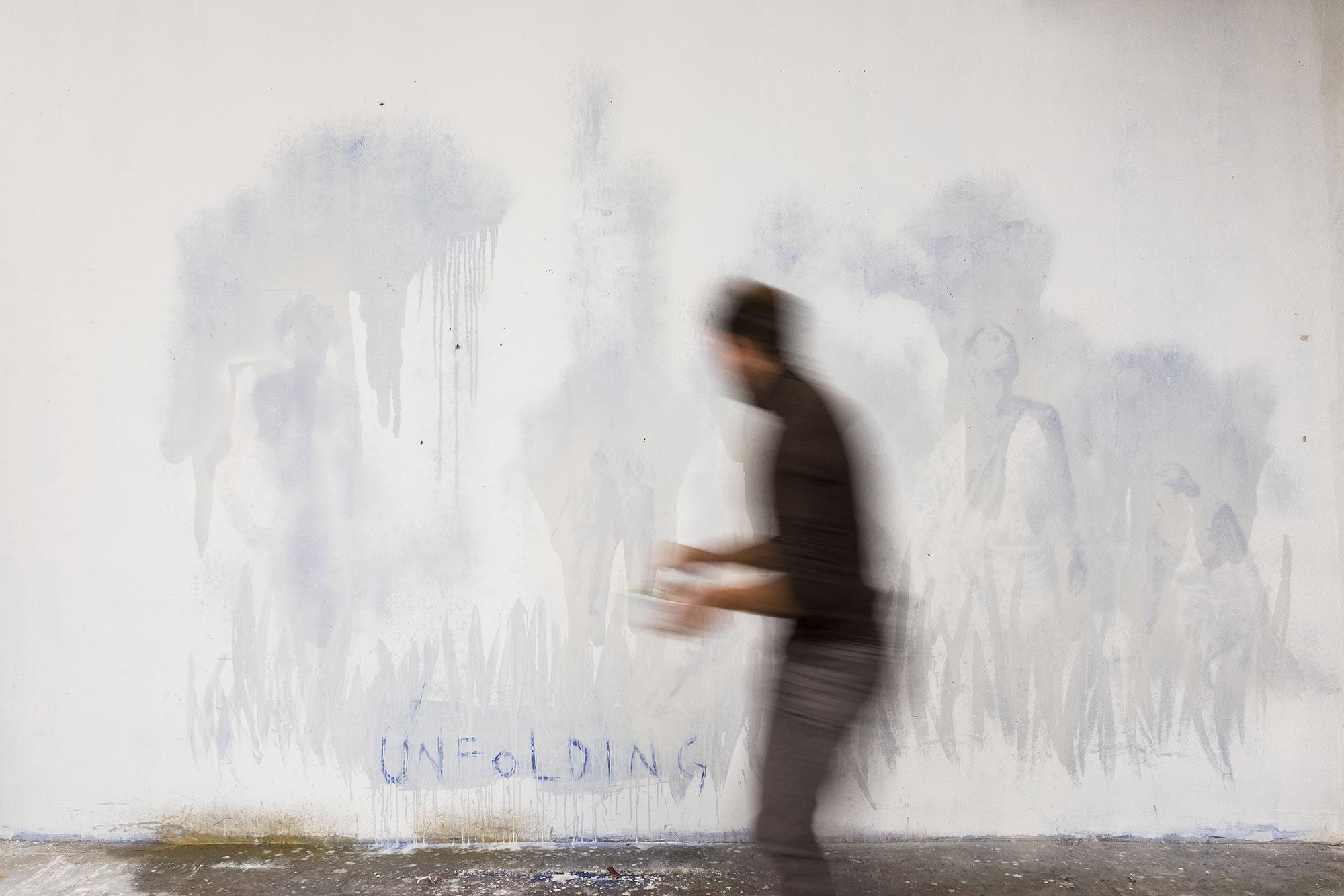 Risultati immagini per UNFOLDING DI MATTEO MONTANI