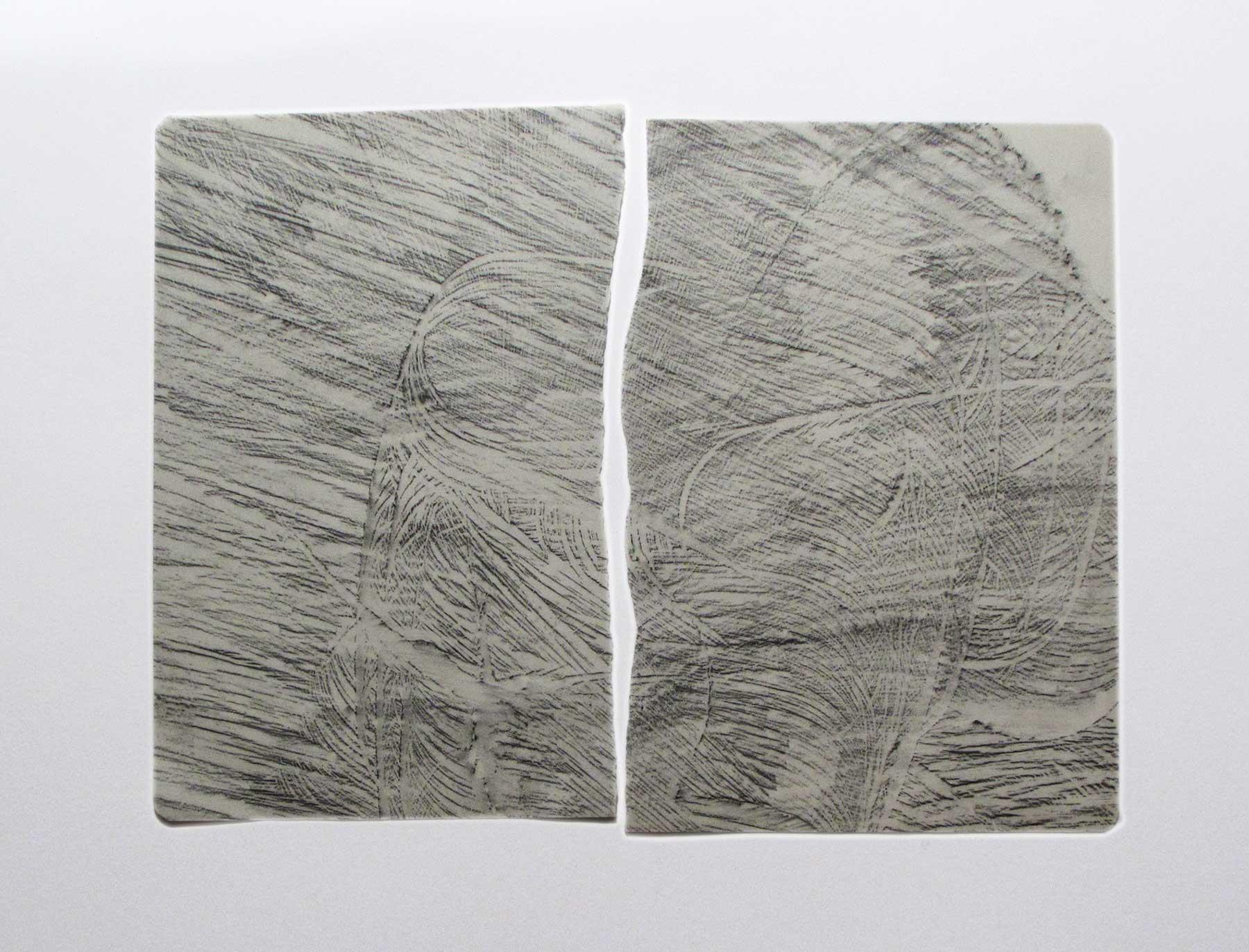 nicolapedana-Troisi-ricordo-II--2018-grafite-su-carta--40x30,5cm